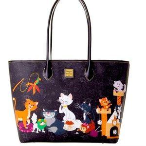 Dooney & Bourke I Love My Disney Cats Aristocats